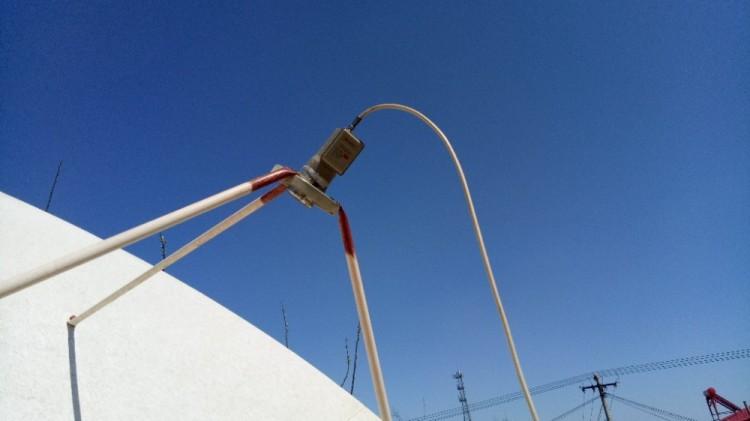 2.4米C锅之印尼108度电信4号首次接收[河北石家庄](图文)