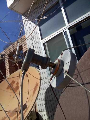 1.45米整板鍋詮釋燒星情懷,再射85.2度國際15號俄羅斯波[山西五寨](圖文)