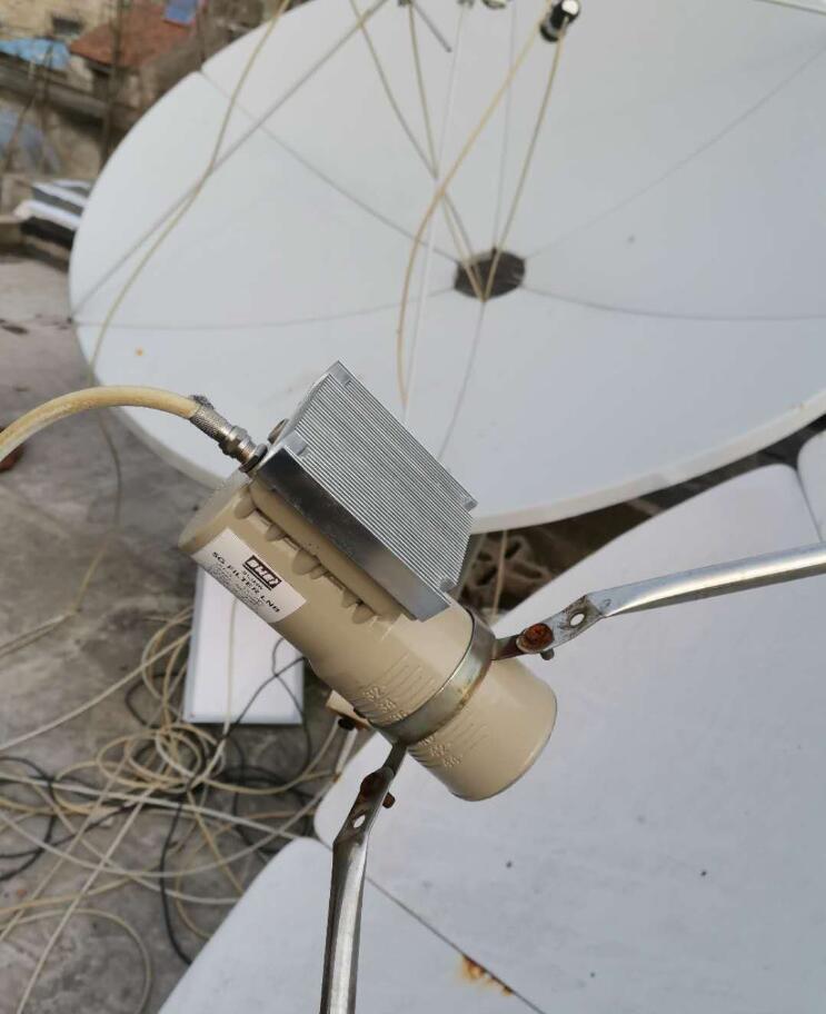 分享有5g干扰下,用抗5G高频头收88C[江苏泰州](图文)